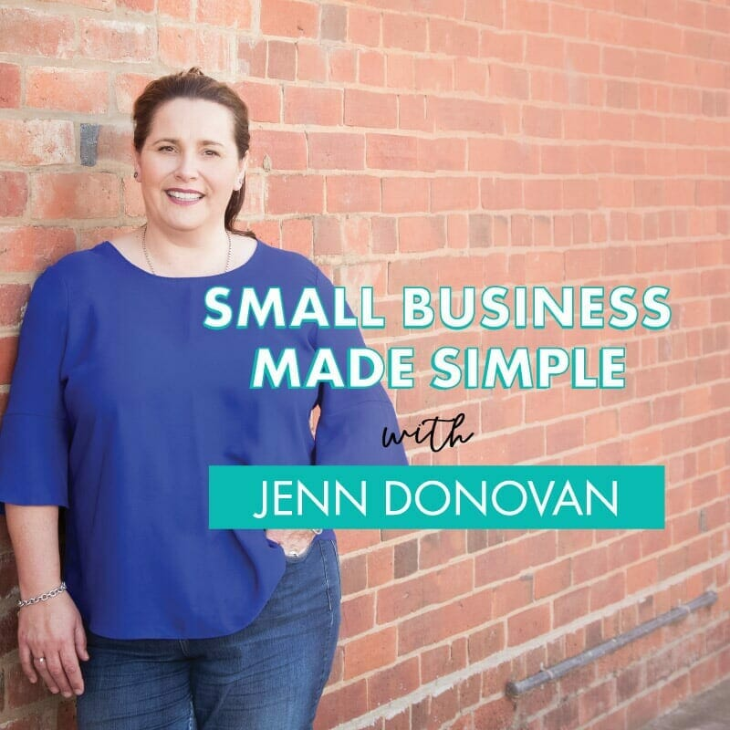 Money Mindset and Money Blocks of the Small Business Owner – Podcast Episode 155