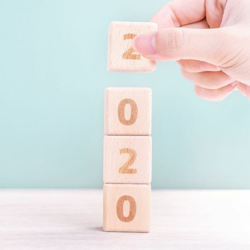 PLANNING FOR 2020 – WHAT'S YOUR 2020 WORD?