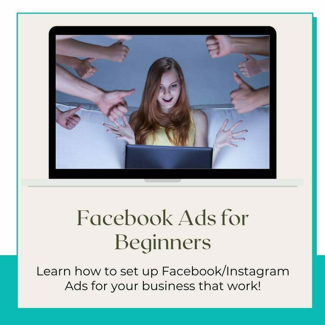 facebook ads for beginners workshop