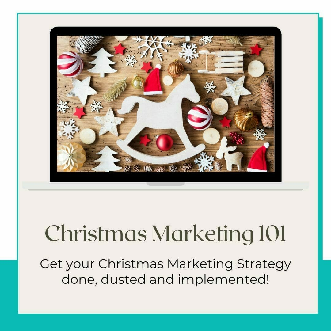 Christmas marketing 101 workshop