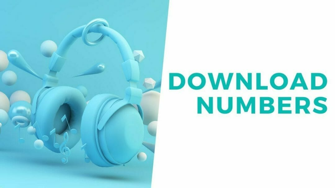 download numbers podcast