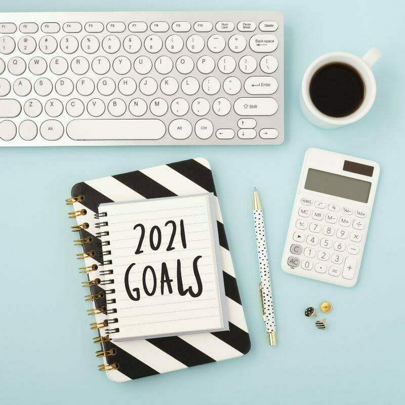 Goal check-in for your Small Business
